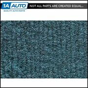 For 1975-80 Chevy K20 Truck Crew Cab Cutpile 7766-blue Complete Carpet Molded