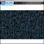 For 66-67 Comet Voyager Wagon 80/20 Loop 07-dk Blue Pass Area Carpet Molded