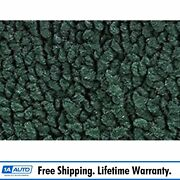For 59 Ford Galaxie 2 Door Post 80/20 Loop 25-blue Green Complete Carpet Molded