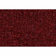 For 83-93 Ramcharger 2 Wheel Drive Cutpile 825-maroon Complete Carpet Molded