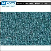 For 1974 Chevy K20 Truck Crew Cab Cutpile 802-blue Complete Carpet Molded