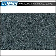 1988-91 Honda Crx Cutpile 8082-crystal Blue Cargo Area Carpet For Dx And Si