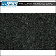 For 00 Tahoe 4 Door Cutpile 912-ebony Complete Carpet Molded Old Body Style