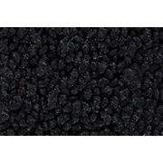 For 76 Corvette 80/20 Loop 01-black Cargo Area Carpet Molded Without Padding