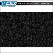 For 1973 Chevy K30 Truck Crew Cab 80/20 Loop 01-black Complete Carpet Molded