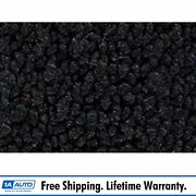 For 73 Chevy C20 Crew Cab Pickup Auto 80/20 Loop 01-black Complete Carpet Molded