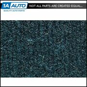For 81-86 Chevy K20 Truck Crew Cab Cutpile 819-dark Blue Complete Carpet Molded