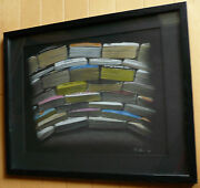 295 Or Best Mystery Modernism Modern Colorful Stacks Of Books Realism Mod Art