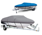 Towable Boat Cover For Wellcraft Fisherman 212 Cc W/o T-top O/b 2005-2009