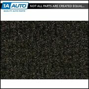 88-98 Gmc K1500 Truck Extended Cab Cutpile 897 Charcoal Complete Carpet