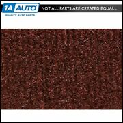 88-96 Chevy K1500 Truck Extended Cab Cutpile 875 Claret/oxblood Carpet Molded