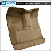 75-79 Ford F-150 Regular Cab Carpet 4640-dk Saddle For C6 Auto Trans High Tunnel