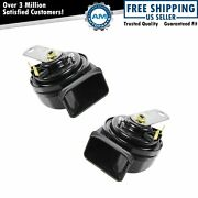 High And Low Tone Horn Pair For Chrysler Honda Ford Toyota Pickup Truck