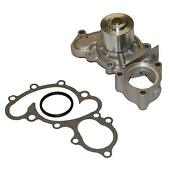 Gmb Engine Cooling Water Pump + Gasket For Toyota 3.4l V6 Cars Witout Oil Cooler