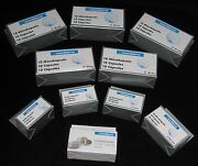 Lighthouse Coin Capsules - 10 Boxes 100 Capsules - Your Choice Of 18 Sizes