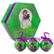 Legends Of Oz Christmas Ornament. Lot Of 250 For 7.50 Each Boxed Set.