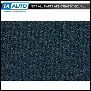 87-88 Chevy R2500 Crew Cab 2wd Manual Trans Complete Carpet 4033 Midnight Blue