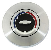 New Trim Parts Wood Wheel Horn Button Assembly / For 1966 Chevelle Malibu / 4300