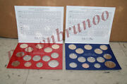 2013 United States Mint Uncirculated Coin Set 28 Coins Philadelphia And Denver Pandd