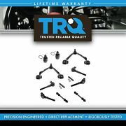 Trq Front Suspension Kit Set Of 12 For Expedition F150 F250 Ld Lincoln Navigator