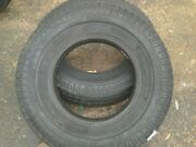 Five 8x14.5, 8-14.5 Low Boy, Rv, Camper, Utility 12 Py Tubeless Trailer Tires