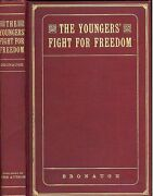 The Younger Brothers Fight For Freedom - Northfield Bank Robbery Outlaws - Rare