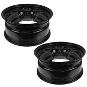 Dorman Wheel Rim 17 Inch Steel Replacement Pair For Ford Fusion Mercury Milan