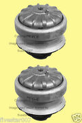 2 Meyle Left+right Motor Engine Mounts Vibration Absorber Supports For Mercedes