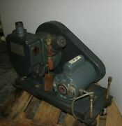 Welch Duo Seal Two Stage High Vacuum Pump Model 1397