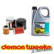 Motorex 4t 10w40 Engine Oil And Filter For Bmw 2007 K1200 R Sport Hf164