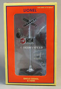 Lionel Banjo Signal Light O Gauge Train Accessory With 153c Contactor 6-14090
