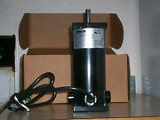 Free Usa Shipping With Bison 051-203-5045 Gear Motor W/ 1/6hp/ 1.72 Amps/ And 90 V