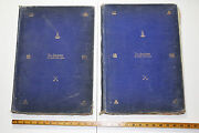 1890 The Soldier In Our Civil War Book W/both Volume 1 And 2 Rare