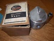 729-1949a1 Mercury Outboard Piston And Pin Assy Includes 2 Lock Rings Not Shown