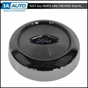 Oem Wheel Hub Center Cap And Logo Chrome Lh Rh Front Rear For Ford F150 Expedition