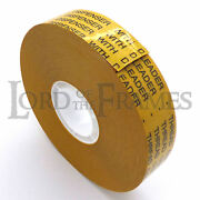 Atg Tape 19mm X 50m Double Sided Adhesive Transfer Tape Picture Framing Mounting