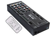 8 In 1 Out Hdmi Vga Component Av To Hd Scaler With Ir Remote