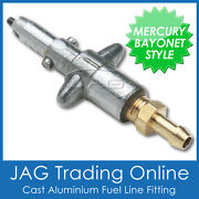 Mercury/mariner Bayonet Male Fuel Line Fitting For Boat/outboard Motor