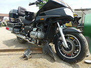 Honda Gl1200 Interstate 4 Saddlebag And/or 2 Trunk Latches Or Fairing Cover Lid