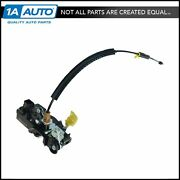Oem 25876391 Door Lock Actuator And Latch Rear Driver Side Left For Chevy Gmc Suv