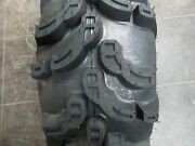 Two 26/12.00-12 26/12.00-12 Atv Mud Cat 6 Ply Tubeless Four Wheeler Tires