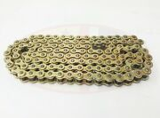 Heavy Duty 428-130 Motorcycle Drive Chain Gold For Pioneer Torro 125 Xf125l-4b