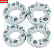 4 1.5'' 6 Lug Wheel Spacers Adapters 6x135 For Ford F-150 Expedition Lincoln