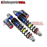 Stage 4 Rebound Adjustable Gas Front Shocks Absorbers For Yamaha Grizzly 700 Atv