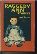 Raggedy Ann Stories By Johhny Gruelle 1st Edition 1919 In Publisherand039s Box