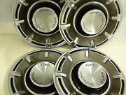 1970 1971 1972 Ford Maverick Hubcaps 14 Wheel Covers