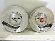 1949 1950 1951 1952 Buick Hubcaps 15 Vintage Wheel Covers