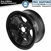 Oem 18 X 7.5 Steel Wheel Black For Charger Magnum Challenger Police Package New