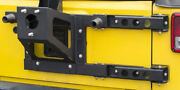 New Morryde Jeep Jk 3-pc Heavy Duty Tailgate Hinge And Tire Carrier Kit Jp54-021