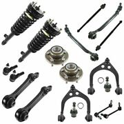 Steering And Suspension Kit Front Lh Rh Set Of 18 For Magnum Charger 300 Rwd New